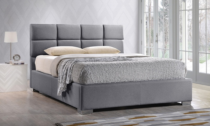 Sophie Contemporary Modern Bed Groupon Goods
