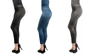 Pack de 3 jeggings Abdo