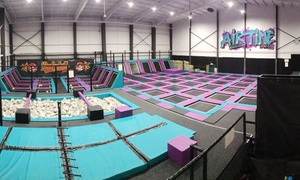 Airtime Halifax: One-Hour Bouncing Session for Up to Four at Airtime Halifax (50% Off)