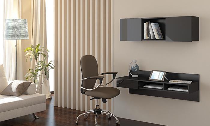 selsey wand schreibtisch grafen groupon goods. Black Bedroom Furniture Sets. Home Design Ideas