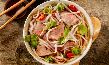 Vietnamese Banquet with Wine or Beer $39, 4 $78 or 6 People $117 at Ha Long Bay Sa Vietnamese Restaurant