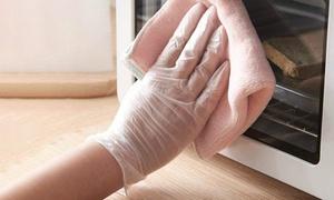Pack de 100 gants Jetables en PVC