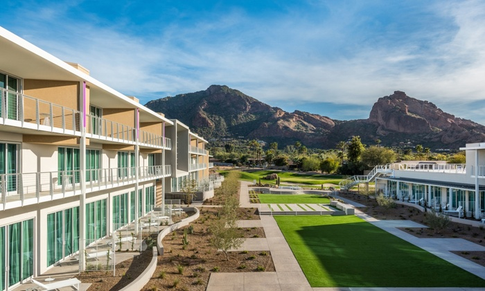 New 4-Star Resort near Camelback Mountain Foothills