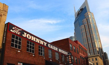 image for General Admission for Two or Four to The Johnny Cash Museum (Up to 52% Off)