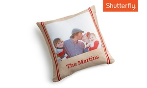 Custom 16x16 Indoor Pillow Or 20x20 Outdoor Pillow From Shutterfly (up To 67% Off)