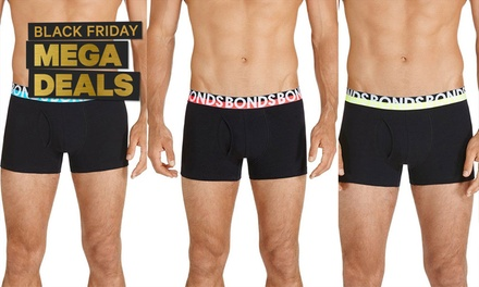 Bonds Everyday Trunks: Three-Pack ($24) or Six-Pack ($35) (Don't Pay up to $113.7)