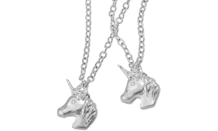 Emoji Unicorn Jewellery Set