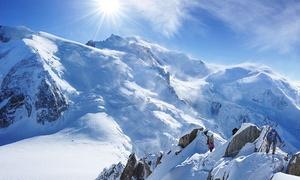Max G Voltige: 1h30 de vol découverte du massif du Mont Blanc pour 1 personne à 599 € avec Max G Voltige