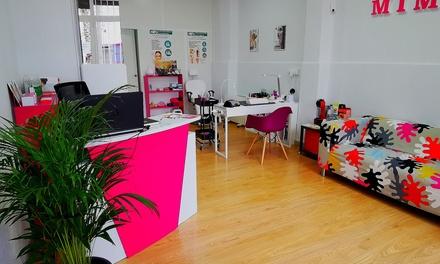 2 sesiones de manicura y/o pedicura con esmaltado en Studio de Belleza Mímate (hasta 69% de descuento)