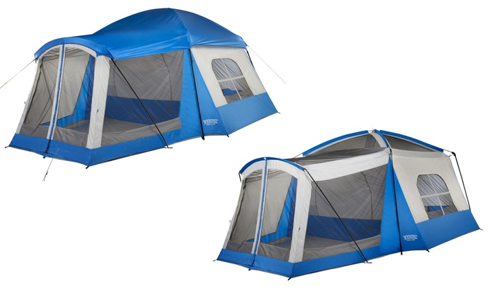 ... Wenzel Klondike 8-Person Tents Wenzel Klondike 8-Person Tents  sc 1 st  Groupon & Wenzel Klondike 8-Person Tents | Groupon