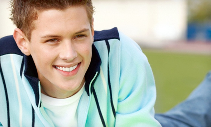 Anchorage Healthy Smile Center - Old Seward / Oceanview: Dental Sports Package with X-rays and Mouth Guard for One or Two at Anchorage Healthy Smile Center (Up to 83% Off)