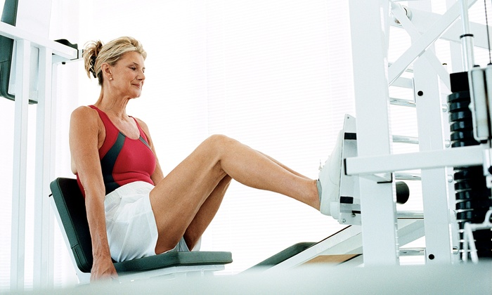 Burke Rehabilitation Hospital - White Plains: 1-Month Gym Access with Training or 3 Months of Gym Access with Classes at Burke Rehabilitation Hospital (Up to 69% Off)
