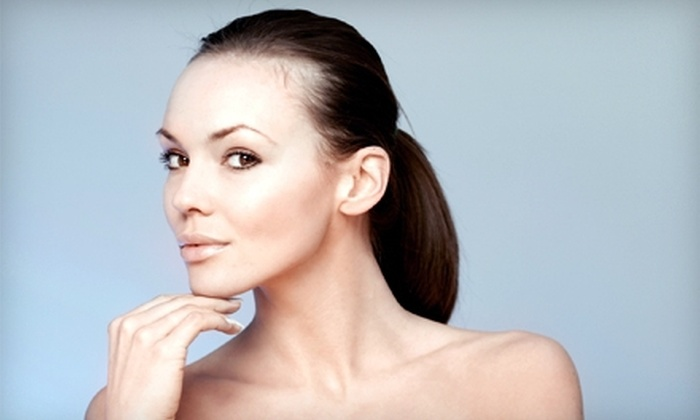 Beautiful Image Anti-Aging - Multiple Locations: $39 for One Anti-Aging Microcurrent Treatment at Beautiful Image Anti-Aging ($119 Value)