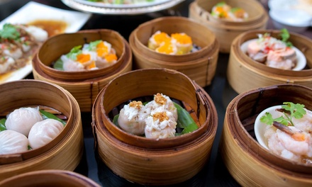 $50 or $100 to Spend on Chinese Food for Two or More People at Yummy Golden Sands