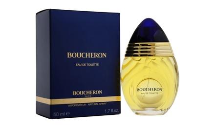 Boucheron Eau de Toilette for Women (1.6 Fl. Oz.)