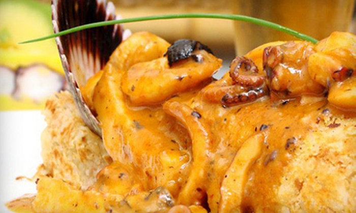 Mancora Cebicheria - Beresford Park: $15 for $30 Worth of Peruvian Cuisine at Mancora Cebicheria