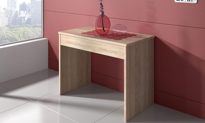 console livraison gratuite groupon shopping. Black Bedroom Furniture Sets. Home Design Ideas