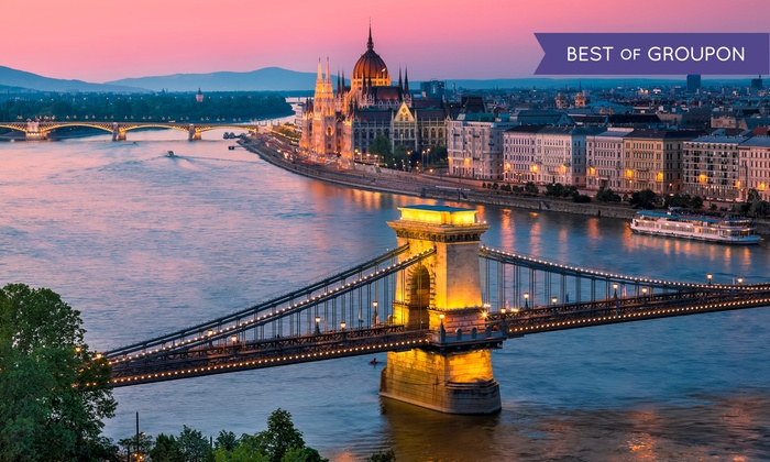 11-Day Budapest, Vienna & Prague Vacation with Airfare from go-today