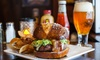 Up to 42% Off Pub Food at Cloverleaf Tavern