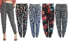 Printed Soft Cotton Trousers