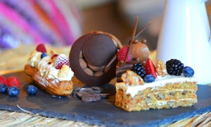 Crustique: Up to AED 225 Toward Food and Drinks at Crustique (Up to 56% Off)