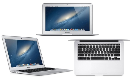 "Apple MacBook Air 11.6"" Laptop with Intel Core i5 Dual-Core Processor (Refurb. A-Grade) with 45W MagSafe 2 Power Adapter"