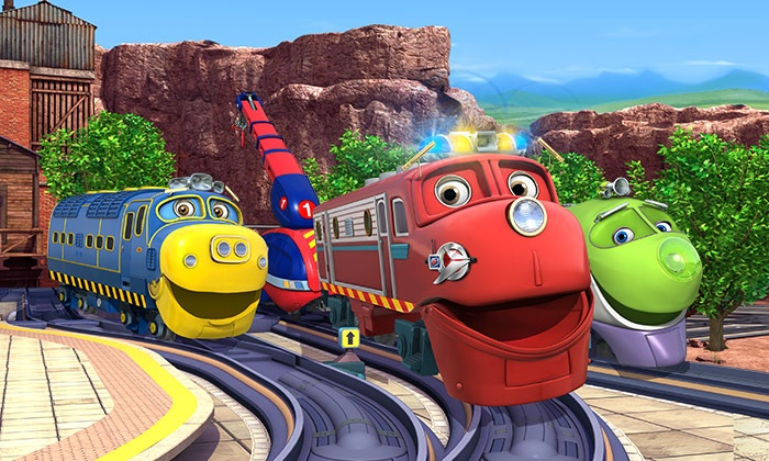 """Chrysler Hall - Chrysler Hall: """"Chuggington Live! – The Great Rescue Adventure"""" at Chrysler Hall on Sunday, February 15 (Up to 30% Off)"""