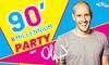 90er- & 00er-Party mit Oli.P
