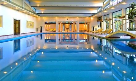 Abano Terme: camera Classic, colazione/mezza pensione e Spa per 2 a 184€euro