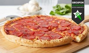 Armazém do Juca: Armazém do Juca - Taguatinga Sul: rodízio de pizza, caldos e batata frita para 1, 2 ou 4 pessoas