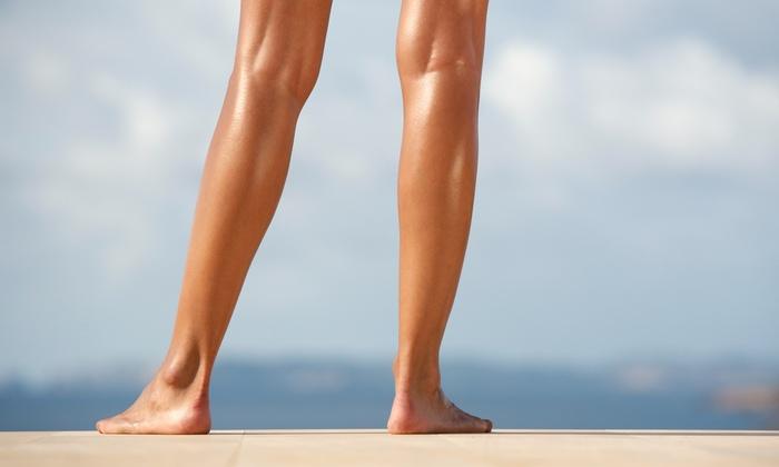 The Bare Fox - Russian Hill: Three Bikini Waxes and Three Leg Waxes from The Bare Fox (75% Off)