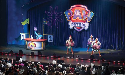 image for Paw Patrol Live!: Race to the Rescue on January 2 or 3