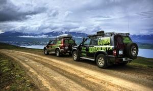 Farma Adrenaliny: Jazda samochodem terenowym z instruktorem i szkoleniem teoretycznym od 249,99 zł z firmą Farma Adrenaliny (do -38%)
