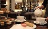 Heritage Park Hotel - Pontypridd: Traditional or Sparkling Afternoon Tea with Optional Spa Access for Two or Four at Heritage Park Hotel (Up to 44% Off)