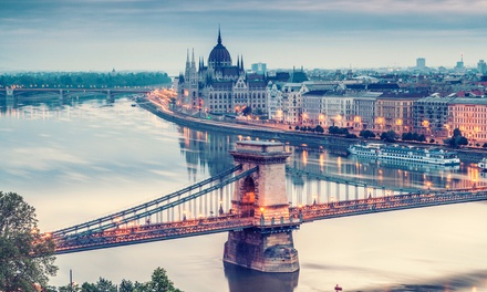 ✈ Budapest: Up to 4 Nights with Return Flights, Breakfast and Optional Széchenyi Spa Entry*
