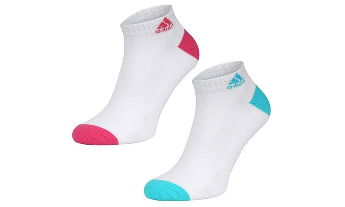 adidas womens trainer socks
