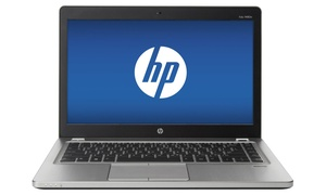 """HP Ultrabook 14"""" Laptop with Intel Core i5 (Refurbished, A-Grade)"""