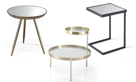 Set tavolini o comodini disponibili in vari modelli