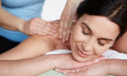 One-Hour Back Massage at TLC for Nails