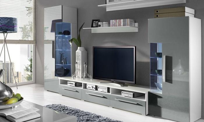 Muebles Bonitos (it): Soggiorno Lounge completo in diversi modelli da 549 € (sconto fino a 72%)