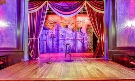Comedy brunch à volonté premium et spectacle pour 2 personnes à 84€ au Comedy Club