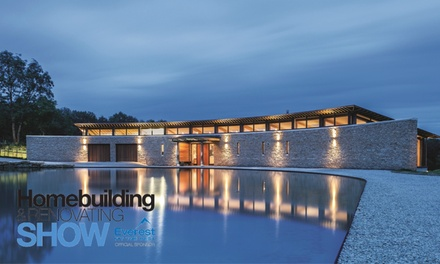 The London Homebuilding & Renovating Show: Two Tickets and a Magazine, 22–24 September at London ExCel