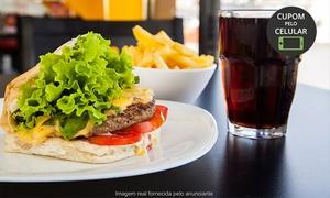 Hotness Hamburgueria: Hotness Hamburgueria – Vila Guilherme:1 ou 2 lanches com batata frita e refrigerante