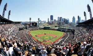 Pittsburgh Pirates: Pittsburgh Pirates Baseball Game (August 5–September 23)