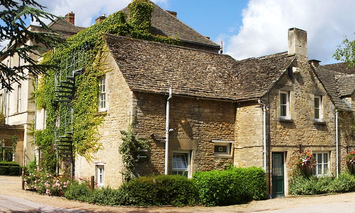 Stratton House Hotel Cirencester Cotswolds 1 Or 2 Nights For Two With Breakfast