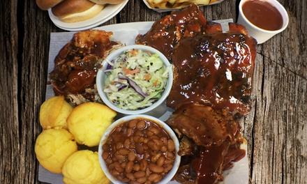 $18 for $30 Towards Barbecue at District BBQ
