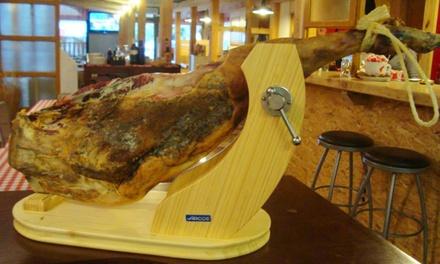 Credenza Da Cucina In Spagnolo : Menu spagnolo con kg di paella carne o pesce e sangria