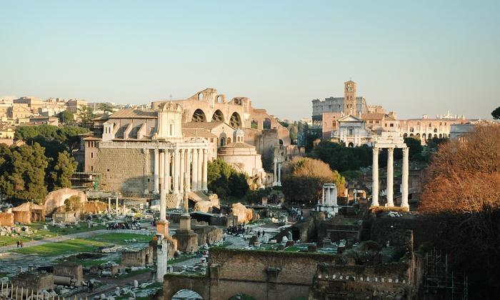 Honos et Virtus - Honos et Virtus: Dal Campidoglio ai Fori Imperiali - tour guidato per una, 2, 4 o 6 persone da Honos et Virtus (sconto fino a 80%)