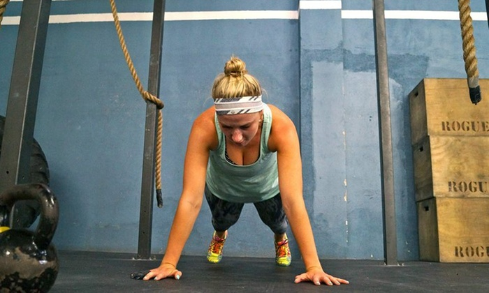 Bear Republic CrossFit - Core-Columbia: Four Weeks of Unlimited 6 a.m. Bootcamp at Bear Republic CrossFit (75% Off)