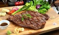 美味しいお肉を、贅沢に ≪ 人気のリブロース炭火焼ステーキなどKINGS MEATオススメコース全8品+飲み放題120分 / 1・2・4...